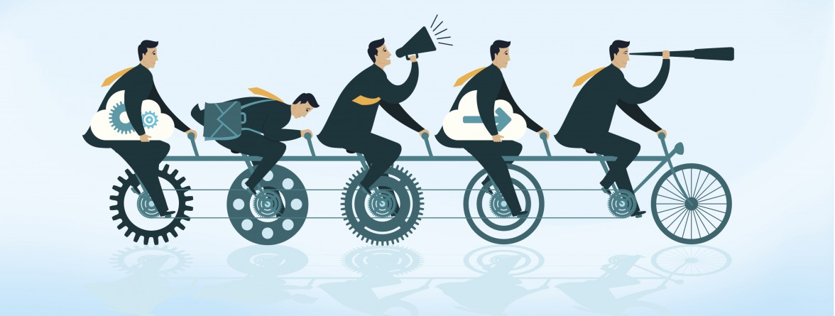 lateral leadership  a new approach to leadership in today